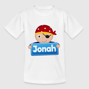 Petit Pirate Jonah - T-shirt Enfant