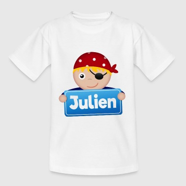 Little Pirate Julien - Kids' T-Shirt