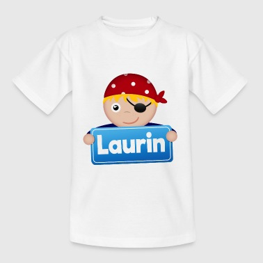 Petit Pirate Laurin - T-shirt Enfant