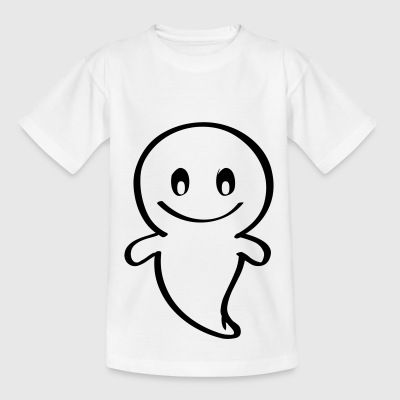 Friendly Ghost Halloween spökar - T-shirt barn