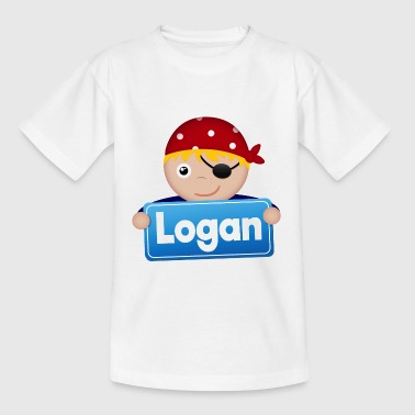 Petit Pirate Logan - T-shirt Enfant