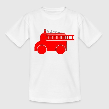 fire Department - Kids' T-Shirt
