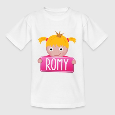 Little princess Romy - Kids' T-Shirt