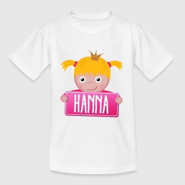 Little Princess Hanna - T-shirt Enfant