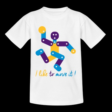 MOVE - Kids' T-Shirt