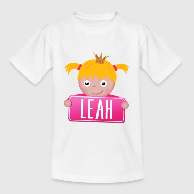 Little Princess Leah - Kinderen T-shirt