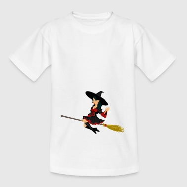 witch - Kids' T-Shirt