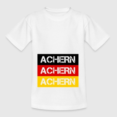 CITY Achern, Tyskland - T-shirt barn