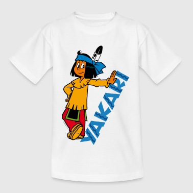 Yakari cool Pull  - T-shirt Enfant