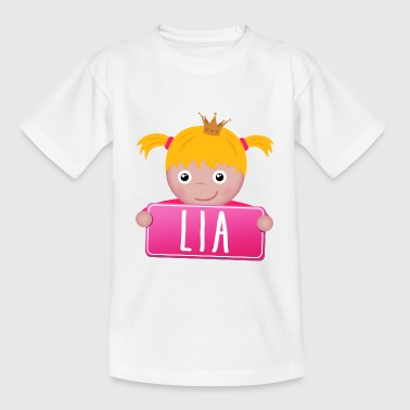 Little Princess Lia - T-shirt barn