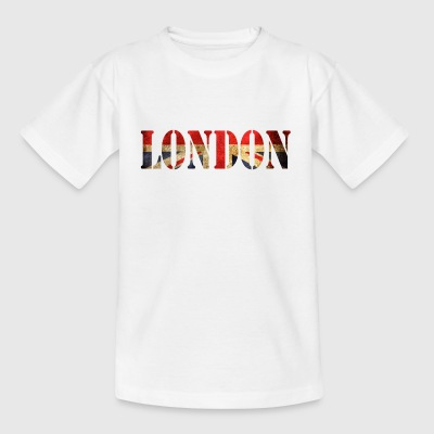 London - Kinder T-Shirt