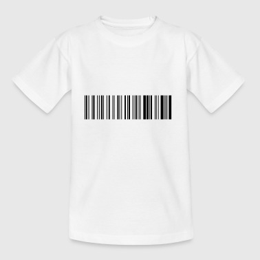 barcode. - Kids' T-Shirt