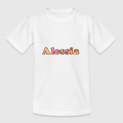 Name: Alessia - Kinder T-Shirt