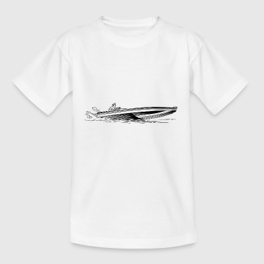 dragster coureur voiture automobile rennwagen5 automobile - T-shirt Enfant