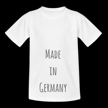 Made in Germany - Børne-T-shirt
