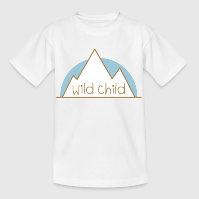Teddy.Kidswear. - WILDCHILD - T-shirt barn