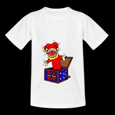 clown - Kids' T-Shirt