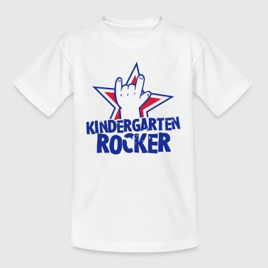 Kindergarten Rocker - Kids' T-Shirt