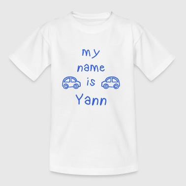 YANN MY NAME IS - T-shirt Enfant