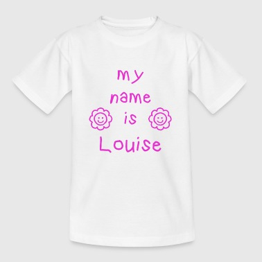 LOUISE MY NAME IS - Kids' T-Shirt