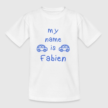 FABIEN MY NAME IS - Kids' T-Shirt