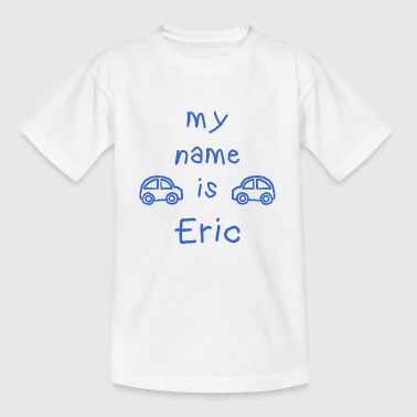 ERIC MY NAME IS - Kids' T-Shirt