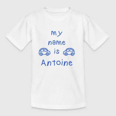 MY NAME IS ANTHONY - T-skjorte for barn