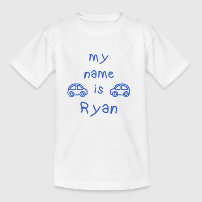 RYAN My Name Is - Lasten t-paita