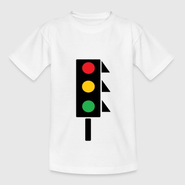traffic light - Kids' T-Shirt