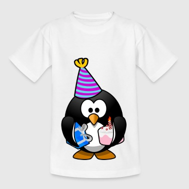 penguin - Kids' T-Shirt