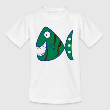 Piranha - T-shirt Enfant