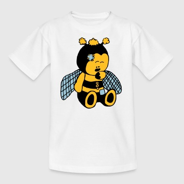 bee - T-skjorte for barn