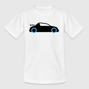 Drift Car - Kids' T-Shirt