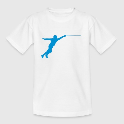 Jumping fäktare - T-shirt barn