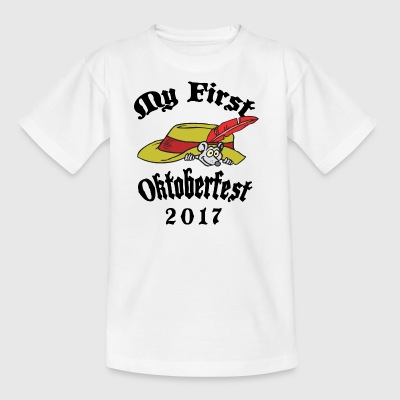 2017 First Oktoberfest - Kids' T-Shirt