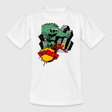 Godzilla Monster - Kids' T-Shirt