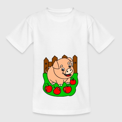 piggy - Kids' T-Shirt