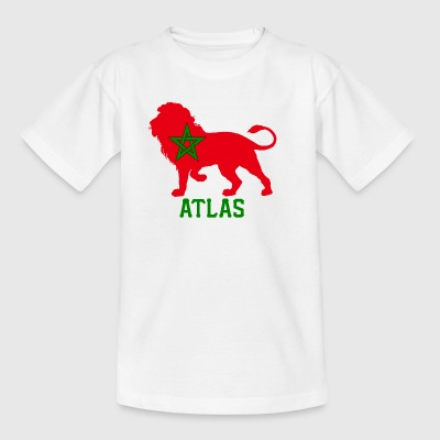 ATLAS - Kinder T-Shirt