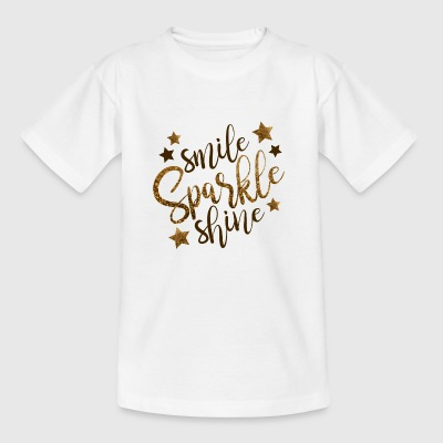 Smile - Kids' T-Shirt