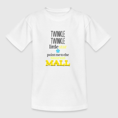 Twinkle Twinkle Little Star - Camiseta niño