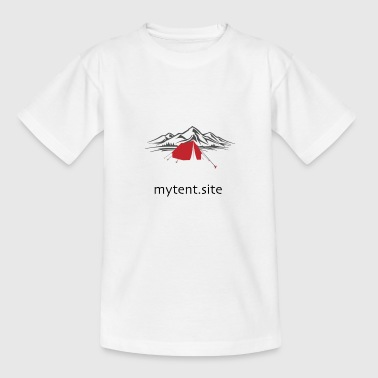 mytentsite - Kinder T-Shirt