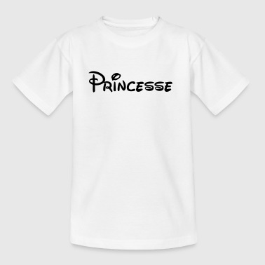 Princesse - T-shirt Enfant