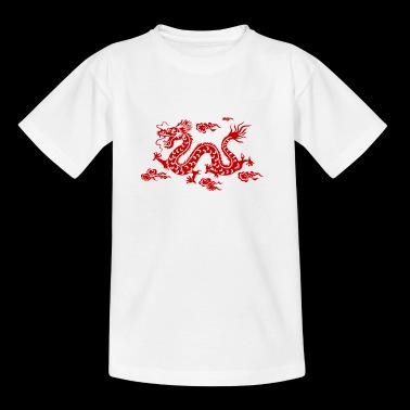 Dragon Traditionnel Chinois - T-shirt Enfant