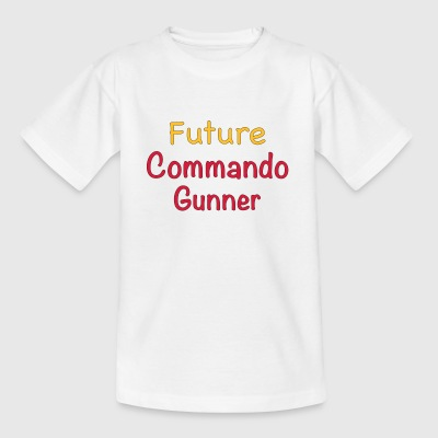 Future Commando Gunner - Kids' T-Shirt