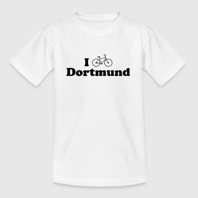 dortmund biking - Kids' T-Shirt