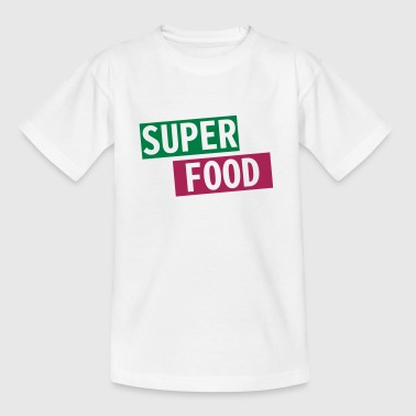 Superfood - Kinder T-Shirt