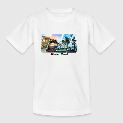 Miami Beach - T-shirt barn