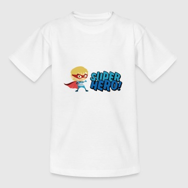 Superhero - Kids' T-Shirt