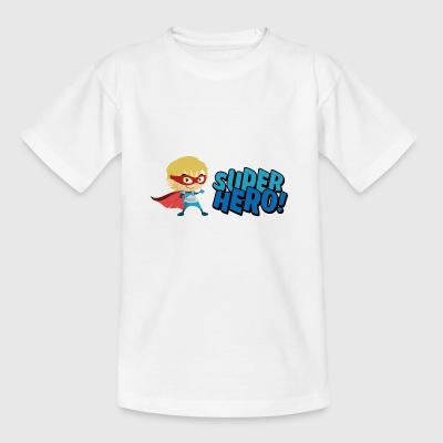 Super Hero - Kinderen T-shirt