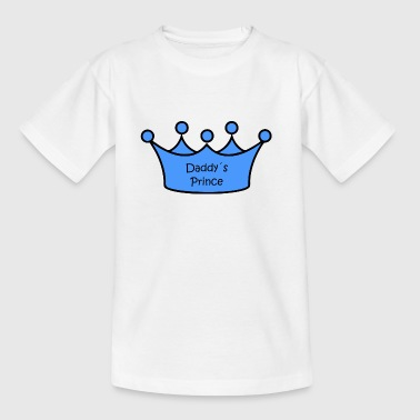 Daddy's Prince - Kids' T-Shirt